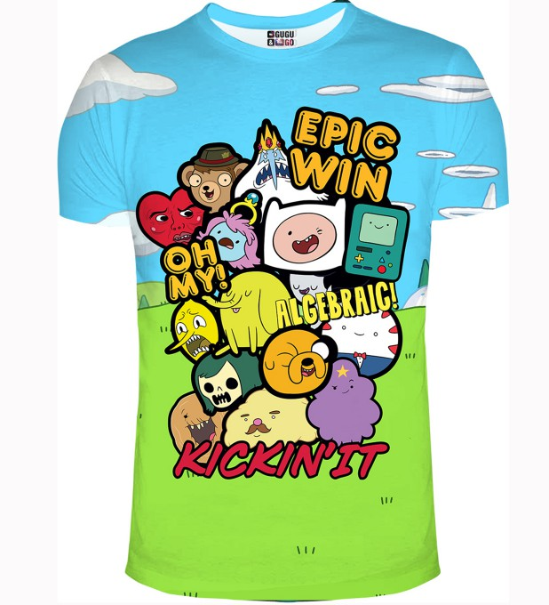 Epic Adventure t-shirt Miniature 1