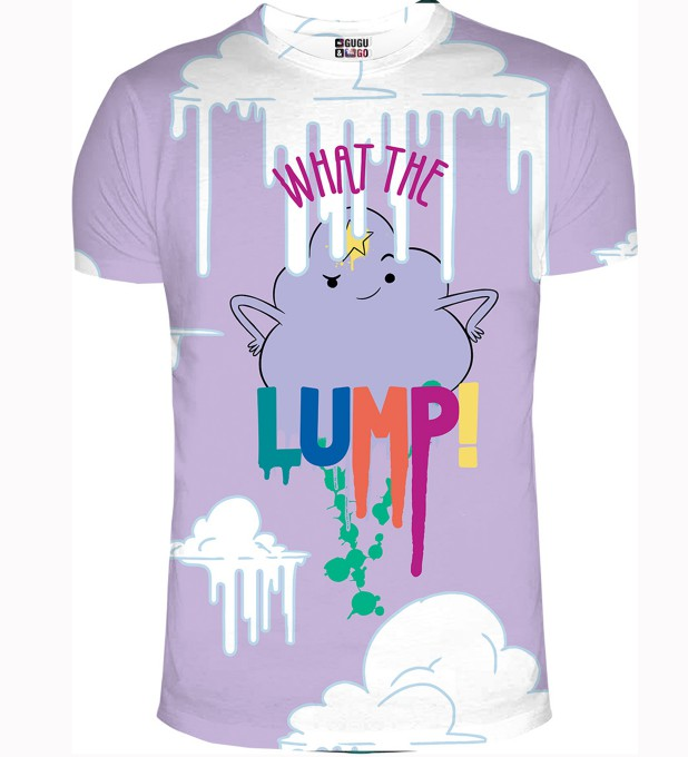 Purple Lump t-shirt Miniature 1