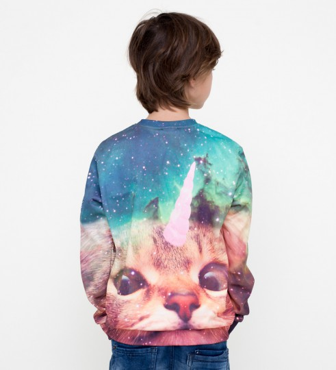Unicat sweater for kids Miniature 2