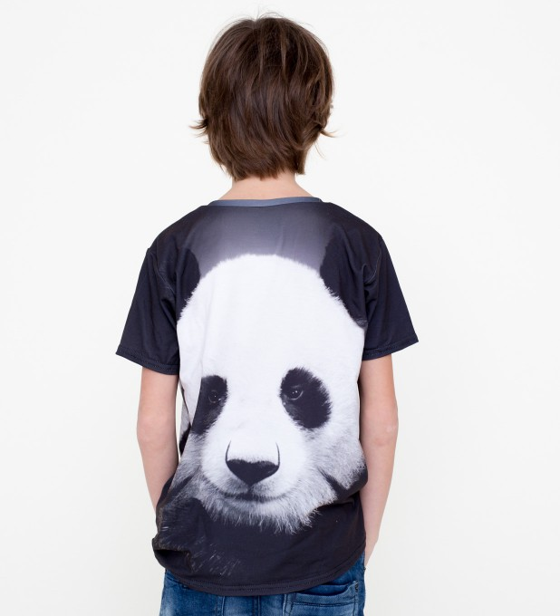 Panda t-shirt for kids Thumbnail 2