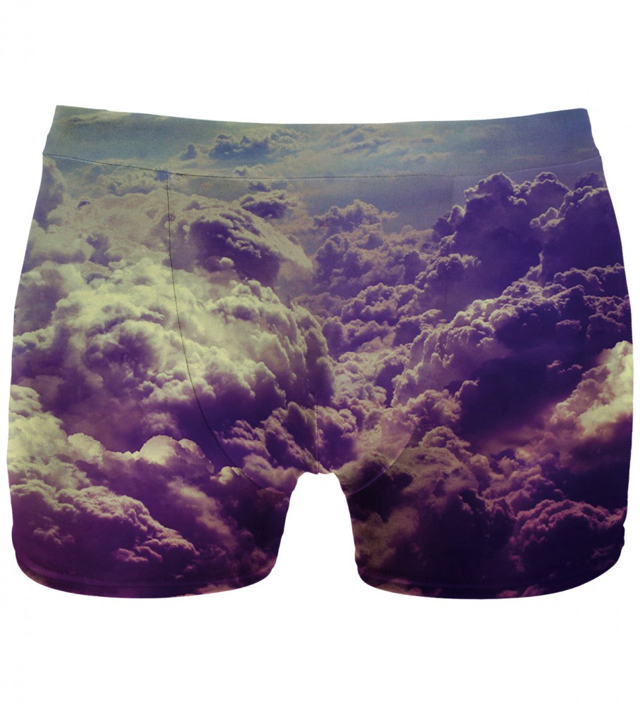 Mr. Gugu & Miss Go, Clouds underwear Image $i