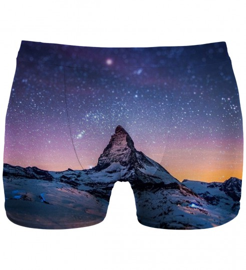 Colorado Sunrise Sky underwear Thumbnail 1