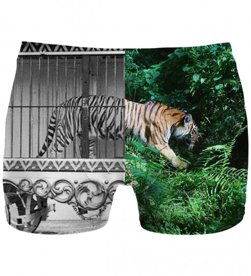 Tiger Cage underwear Miniature 1