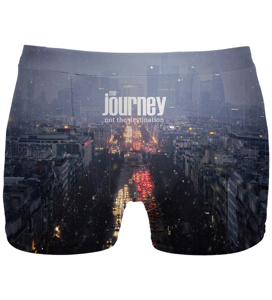 Mr. Gugu & Miss Go, The Journey underwear Image $i
