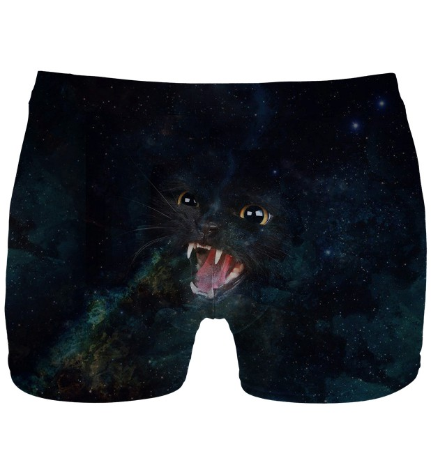 Wild Galaxy Cat underwear Miniatura 1