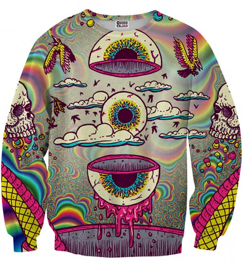 Eyeball sweater Thumbnail 1