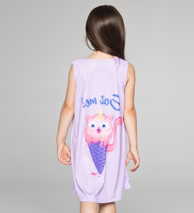 Catscream summer dress for kids Thumbnail 2