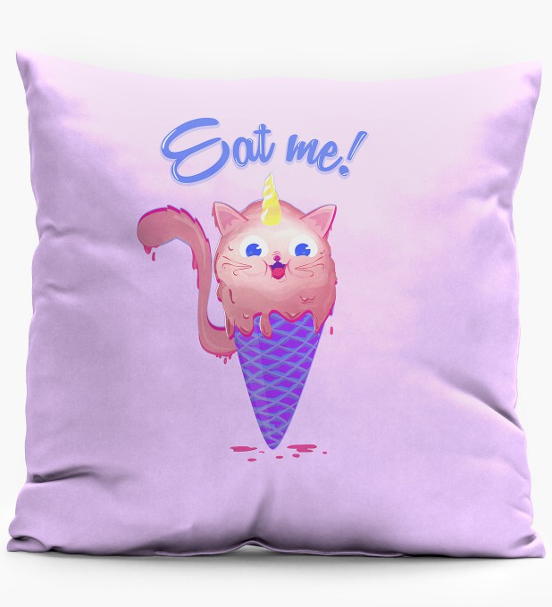 Catscream pillow Miniature 1