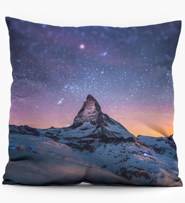 Colorado Sunrise Sky pillow Miniature 1