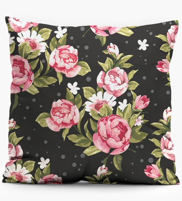 Red Roses pillow Miniature 1
