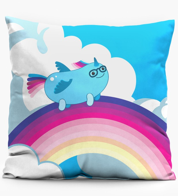 Sausage Unicorn pillow Miniatura 1
