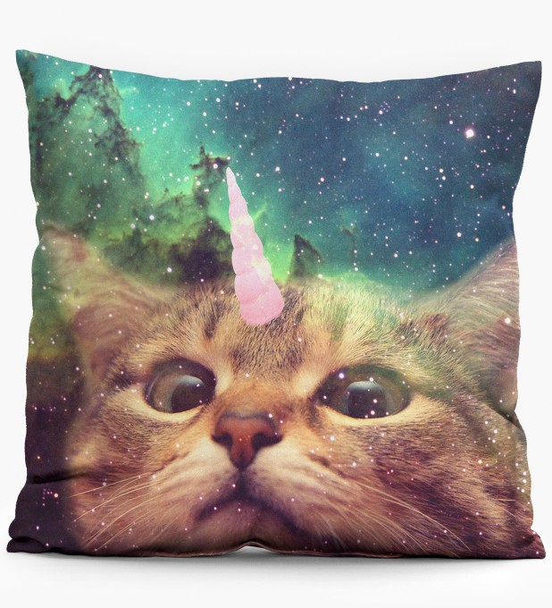Unicat pillow Miniature 1