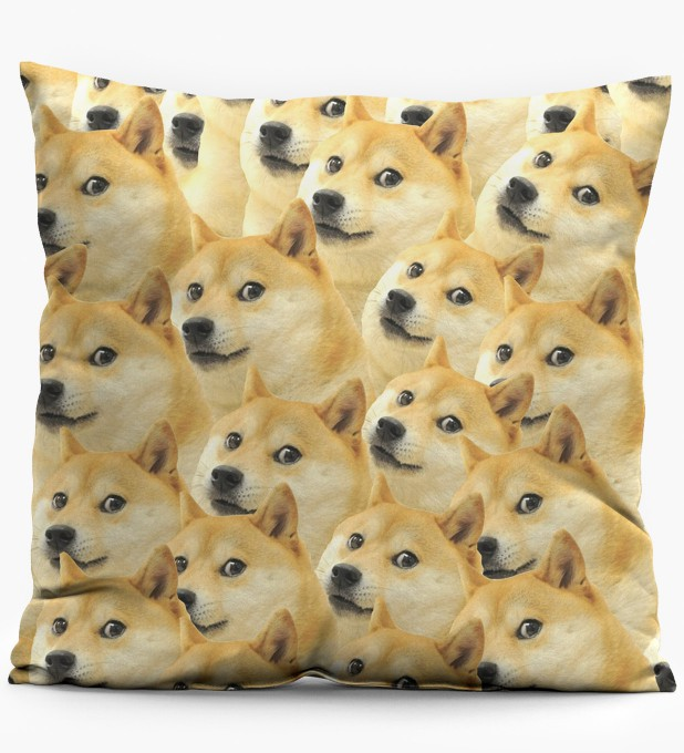 Doge pillow Miniatura 1