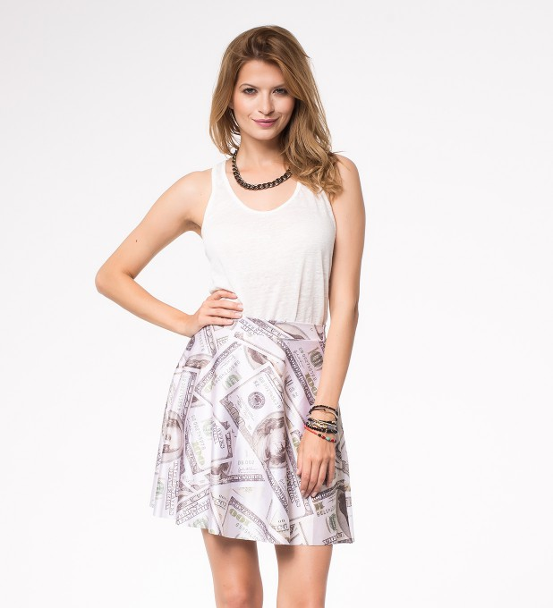 Dollars skater skirt Miniature 1