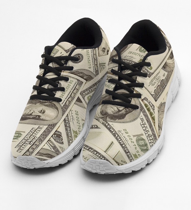 Dollar is all I need scarpe Miniatura 2