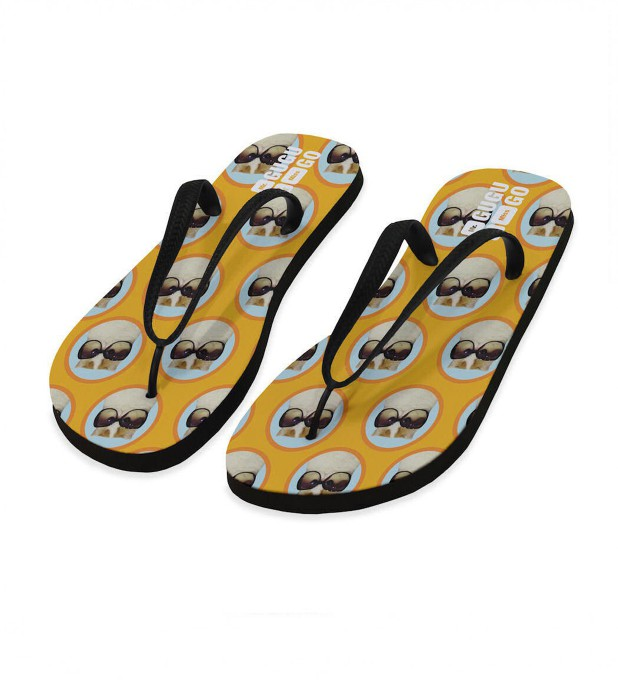 Holiday Cat flip flops Miniatura 1