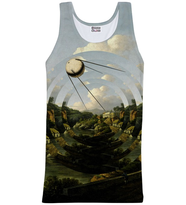 Sputnik City tank-top Miniatura 1
