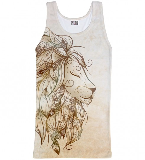 Golden Lion tank-top Thumbnail 1