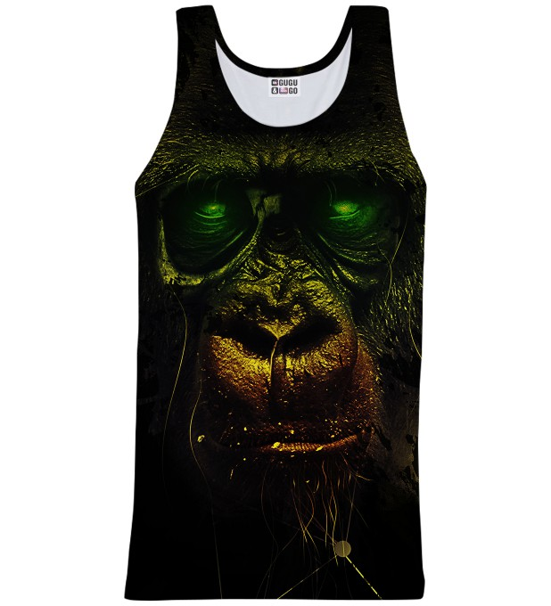 Dark Chimpanzee tank-top Miniatura 1