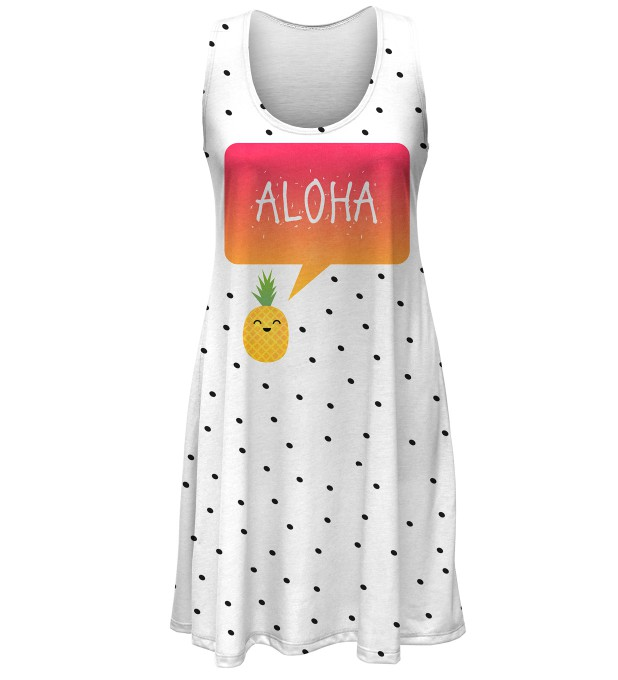 Aloha minidress Miniature 1