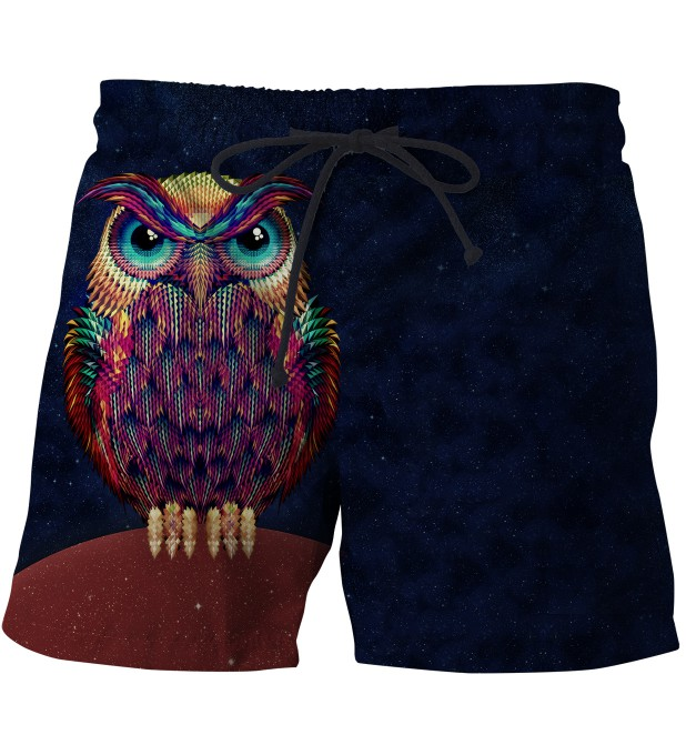 Space Owl swim shorts аватар 1