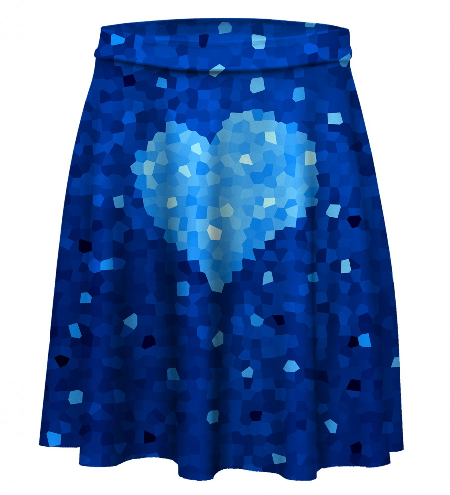 Mr. Gugu & Miss Go, Glass Heart skater skirt Фотография $i