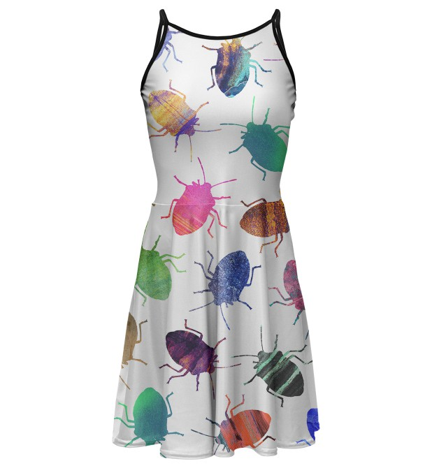 Colorful Cockroaches sundress Thumbnail 1