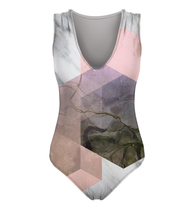 Marble River swimsuit Miniature 1