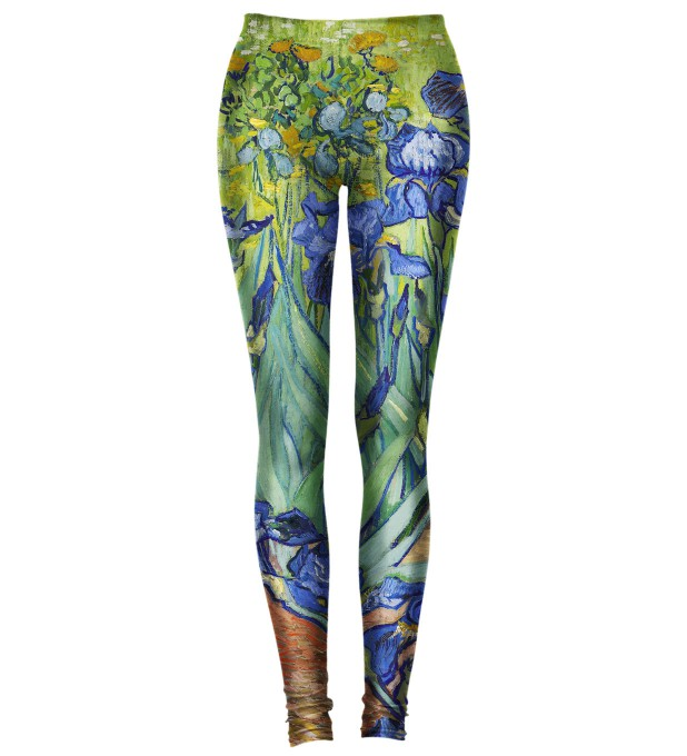 Irises leggings Miniature 1
