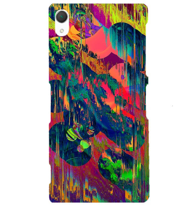 Wet Paint phone case Miniature 1