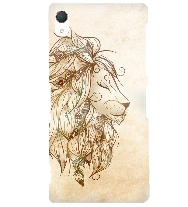 Golden Lion phone case Miniatura 1