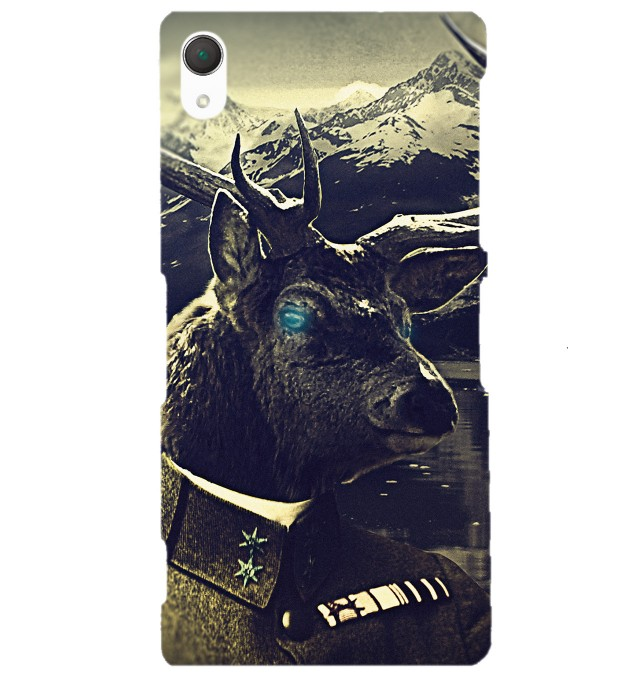 lieutenant Deer phone case Miniature 1
