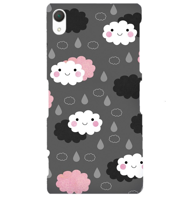 Moody weather phone case Miniature 1