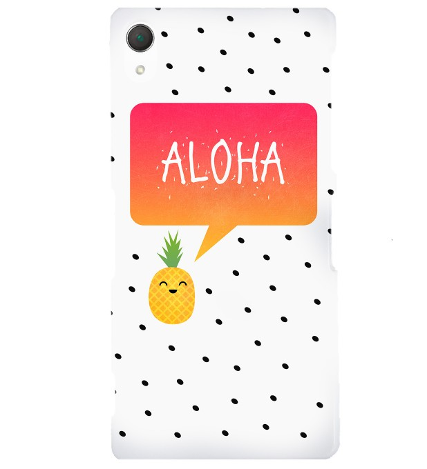 Aloha phone case Miniature 1