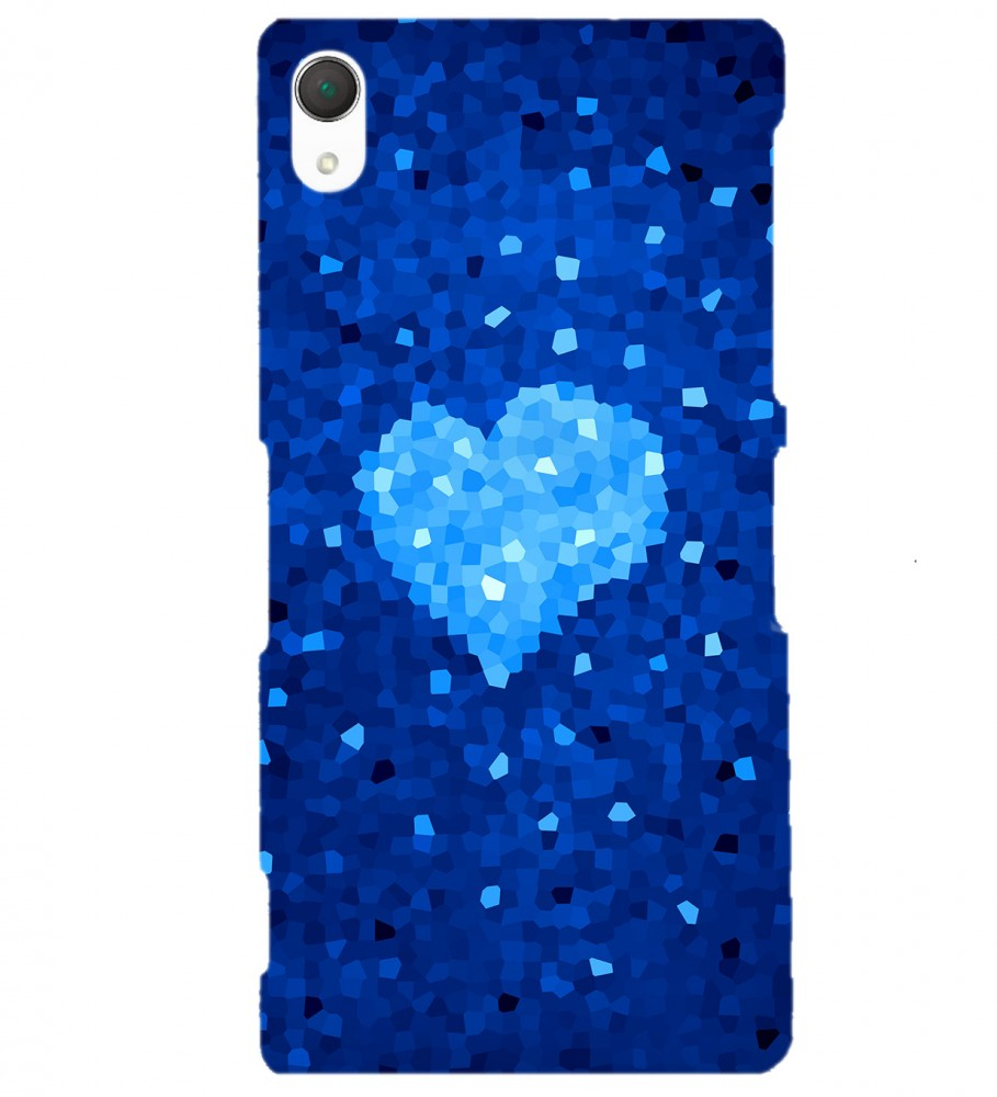 Mr. Gugu & Miss Go, Glass Heart phone case Immagine $i