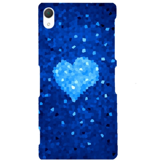 Glass Heart phone case Miniatura 1