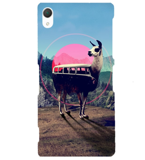 Volkswagen Lama phone case Miniature 1