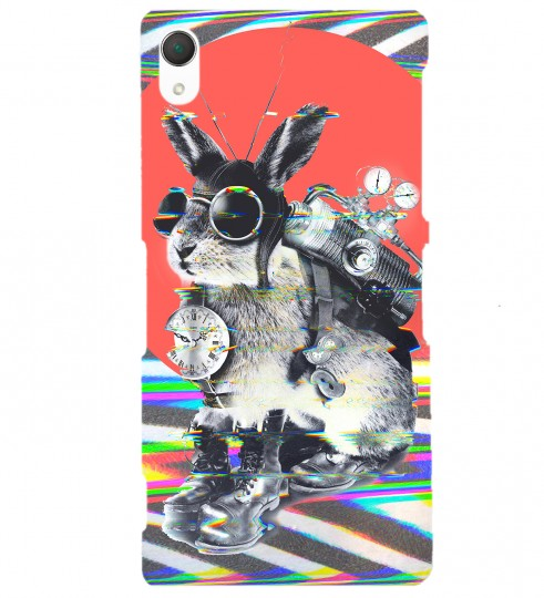 Time Traveller phone case Miniature 1