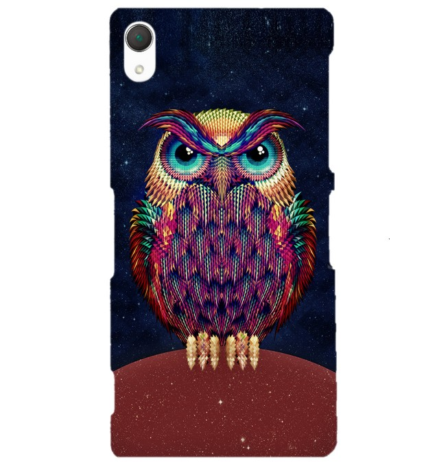 Space Owl phone case Miniature 1
