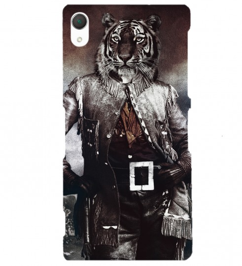 Colonel Tiger phone case Thumbnail 1