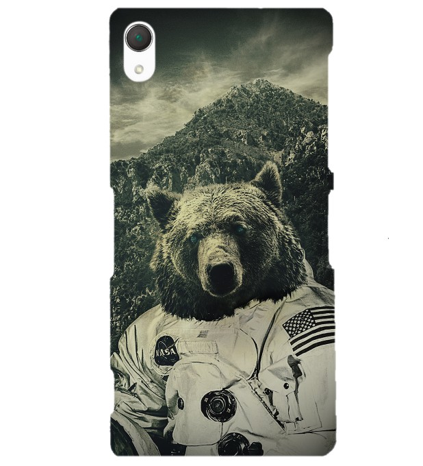 Nasa Bear phone case Miniature 1