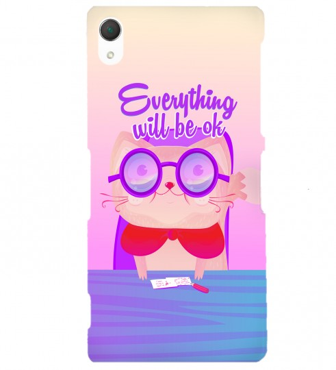 Obudowa na telefon Everything Will Be OK Miniatury 1