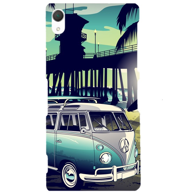 California Life phone case Miniature 1