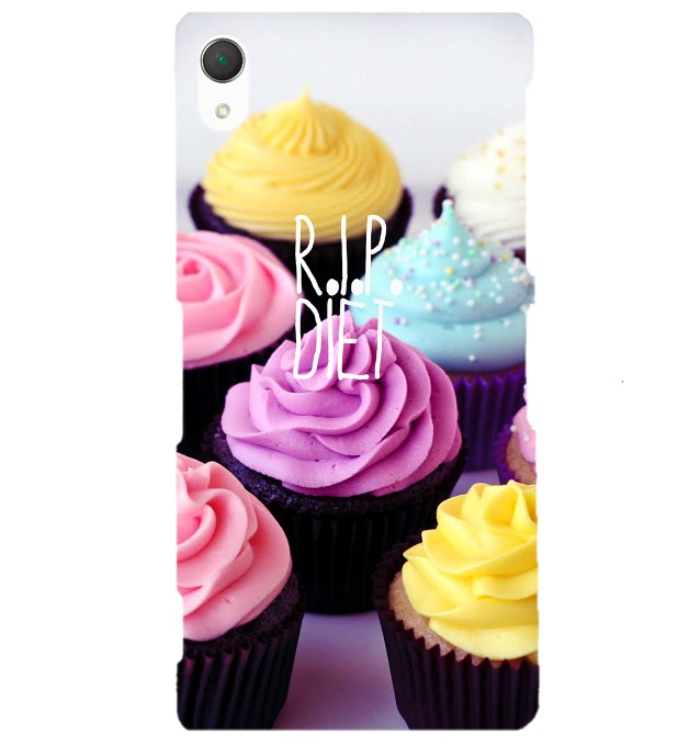 R.I.P Diet phone case Miniature 1