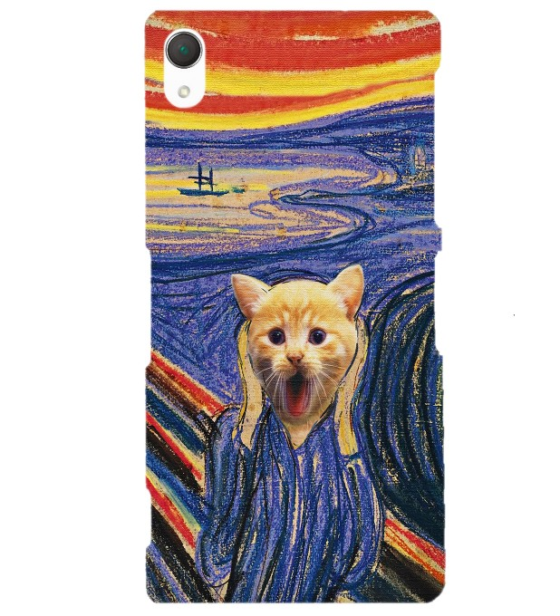 Screameou phone case аватар 1