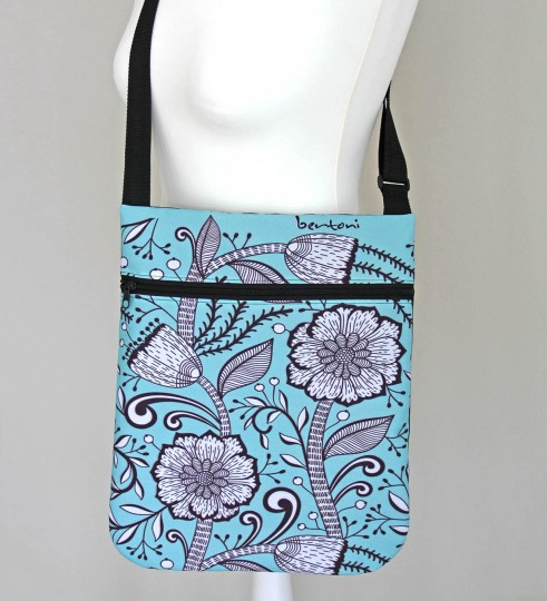Flowers cordura bag Thumbnail 1