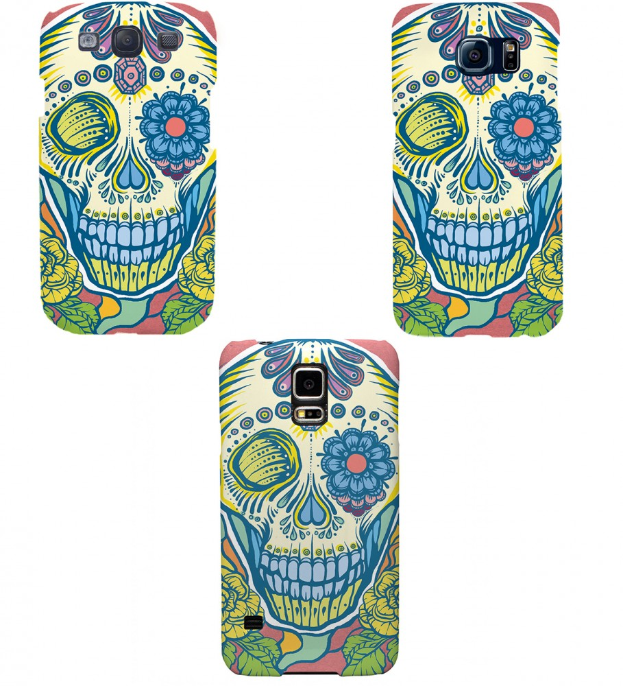 Mr. Gugu & Miss Go, Cara de muerte phone case Фотография $i