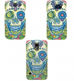 Mr. Gugu & Miss Go, Cara de muerte phone case аватар $i