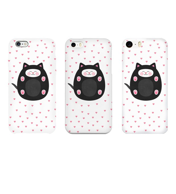 Soft Kitty phone case Thumbnail 2