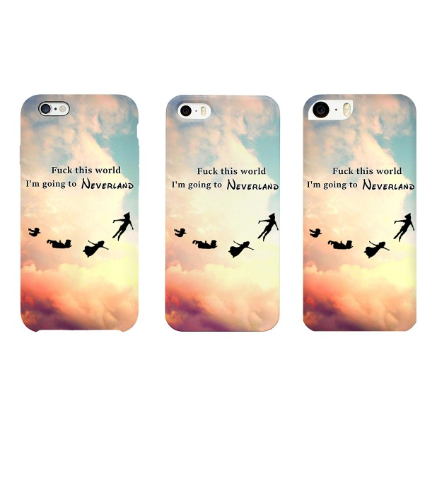 I'm going to neverland phone case аватар 2